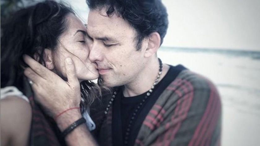 Bárbara Mori y Fernando Rovzar demuestran su gran amor.(Cortesía Instagram)