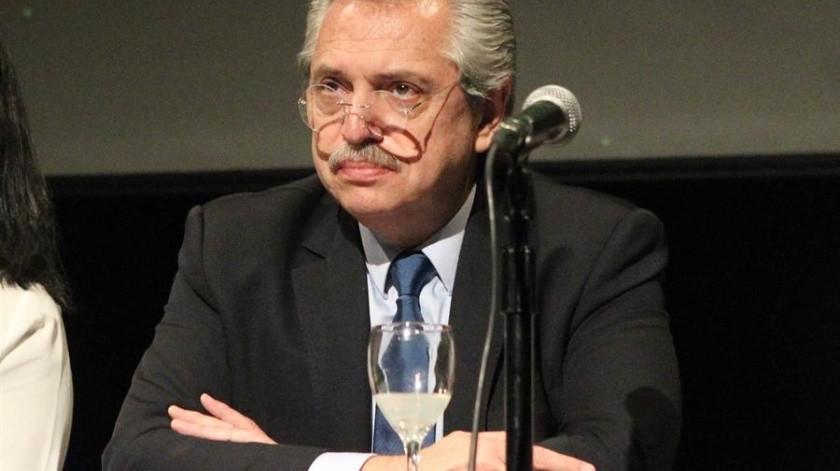 El presidente electo de Argentina, el peronista Alberto Fernández, se negó este miércoles a considerar a la senadora de la oposición Jeanine Áñez como mandataria interina de Bolivia.(EFE)