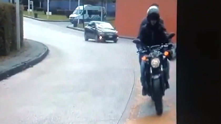 Dos personas fueron capturadas por un intento de asalto en el Tecnológico de Monterrey, campus Santa Fe.