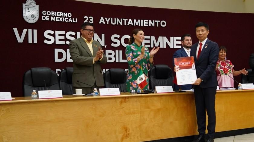 Día de China en Mexicali(VICTOR MEDINA)