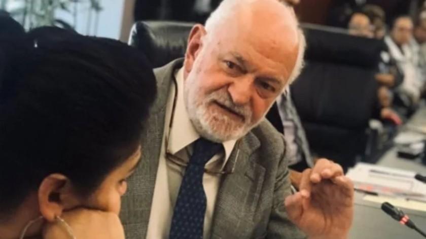Renuncia Alberto Manuel Gallo a la CNDH por nueva presidenta(El Universal)