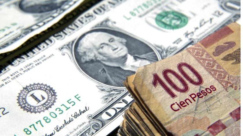 El dólar se fortalece ante la moneda mexicana.(Banco Digital)