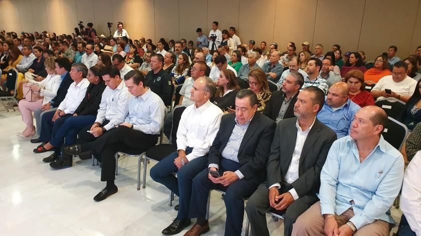 Munro Palacio dice que Sonora no deberesignarse a la inseguridad(Juli�n Ortega)