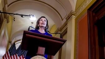 Nancy Pelosi espera se ratifique el T-MEC antes de que finalice este año