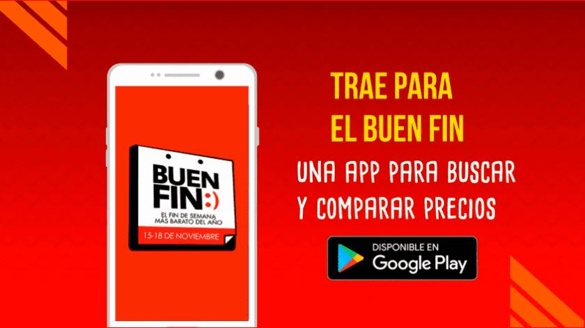 La App del Buen Fin se puede descargar sin costo para dispositivos Android desde la semana pasada.