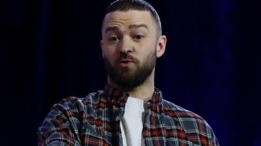 Justin Timberlake tiene 38 años.