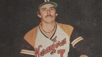 Naranjeros de luto por su ex jugador Carlos Ibarra