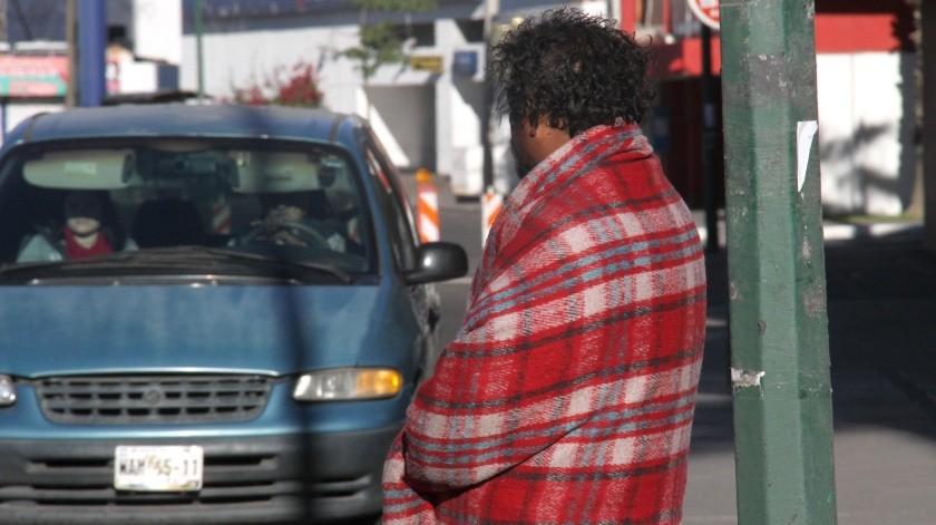 Llaman a dar un abrigo a indigentes(Banco Digital)
