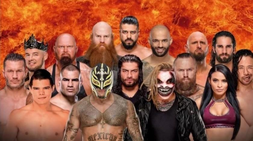 Rey Mysterio va por el campeonato universal de WWE en México(GH)