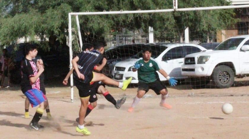 Deportivo Dunas marcha con tres victorias en el torneo.(Banco Digital)