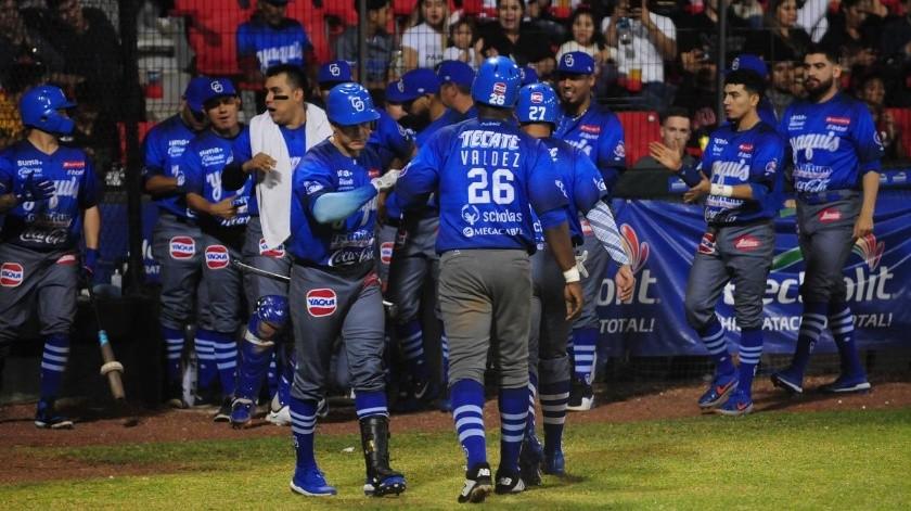 Yaquis de Ciudad Obregón mandará a la loma a Javier Arturo López que se enfrentará a Raúl Carrillo por Mayos de Navojoa.(Cortesía)