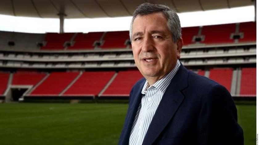 Jorge Vergara habría muerto el 14 de noviembre(Archivo)