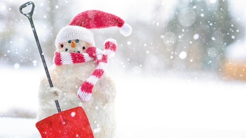 Ordenan a familia que retire  muñeco de nieve navideño por adelantarse  a las fiestas(Pixabay)