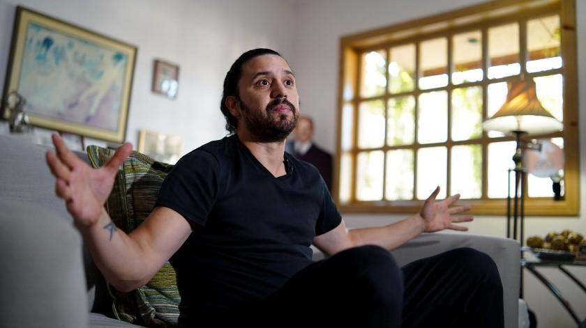 Prepara Emiliano Castro primera película(Victor Medina)