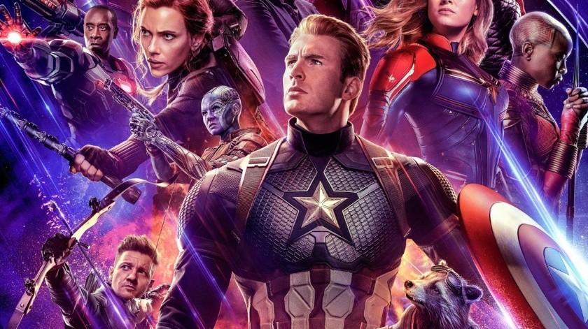 El poder de Disney se han sentido este año en los cines mexicanos, pues de enero a octubre coloca seis películas entre las 10 más taquilleras, teniendo los tres primeros escalafones.(Tomada de la red)