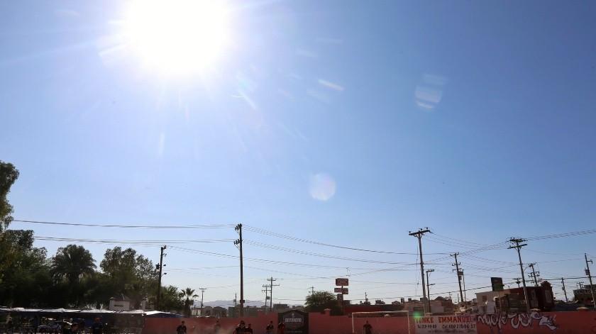 Tras 16 días mala calidad del aire, baja la contaminación(Daniel Reséndiz)