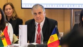 Cesan el embajador de Bolivia en España