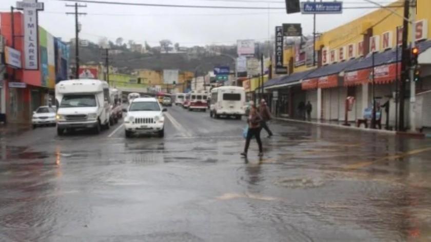 A partir del mediodía de este martes 19 de noviembre, se esperan precipitaciones pluviales que podrían alcanzar entre los 25 a 50 milímetros por metro cuadrado, informó la Unidad Municipal de Protección Civil del XXIII Ayuntamiento a cargo de Armando Ayala Robles.(Cortesía)