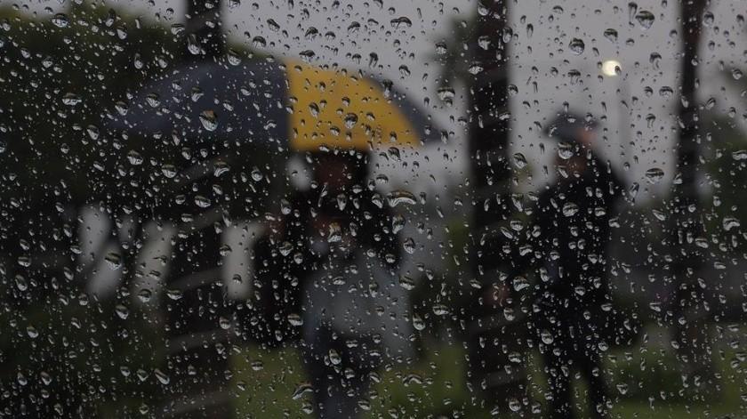 Se esperan lluvia para mediados de semana