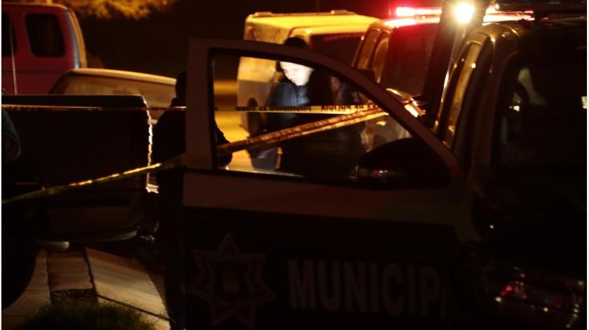 Con este suceso se incrementa a 20 ejecutados en hechos violentos durante el mes de noviembre en Cajeme.(Especial)