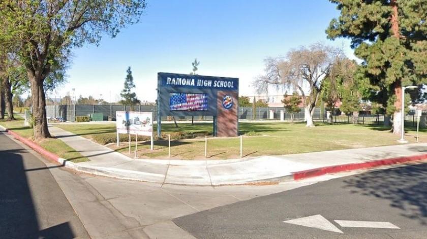 Arrestan a estudiante por lanzar amenaza contra escuela a través de redes sociales(Google Maps)