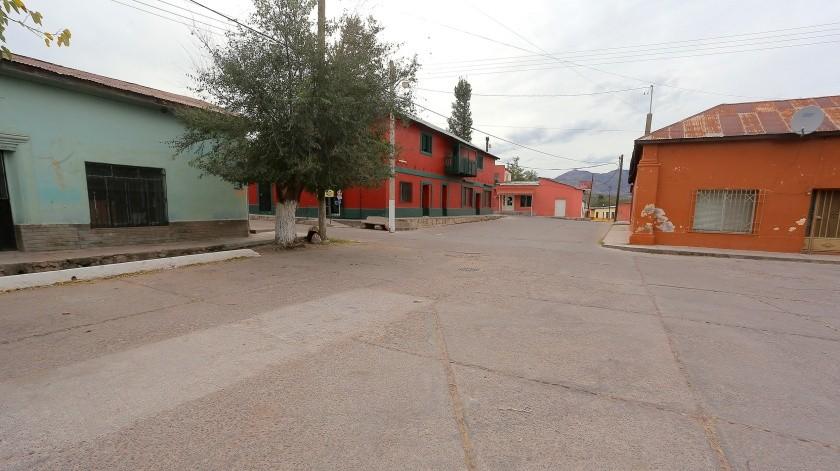 Son 10 los municipios de la sierra alta sonorense los que carecen de policías locales completas y equipadas.(Julián Ortega)