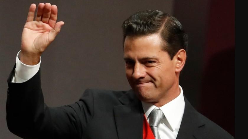 Varios funcionarios de la administración de Enrique Peña Nieto han sido señalados por casos de corrupción.(Archivo.)