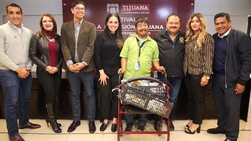 El XXIII Ayuntamiento de Tijuana a través de la Secretaría de Bienestar Social, llevará a cabo el primer Festival de la Inclusión con el propósito potencializar el desarrollo integral de las personas con discapacidad a través de la sensibilización sobre sus derechos humanos e igualdad de oportunidades.(Cortesía)