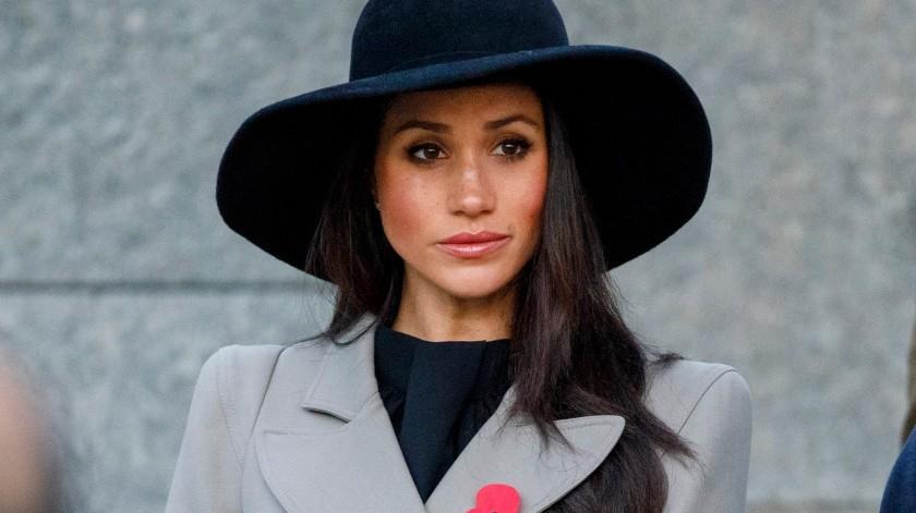 Meghan Markle, esposa del príncipe Harry, se ha colocado como la influencer de moda más poderosa del 2019.(Tomada de la red)