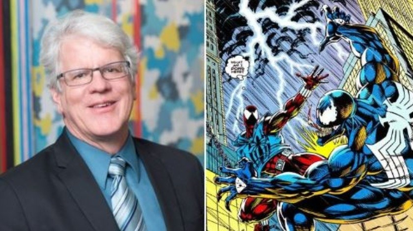 trabajó en varios proyectos de Spider-Man.(Twitter)