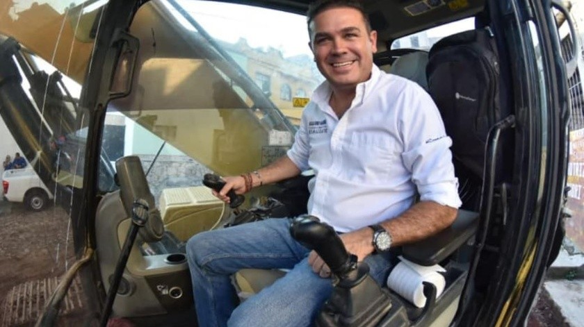 Alcalde de Guanajuato se vuelve a quejar de turistas(Twitter/ @ANavarroMX)