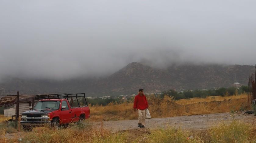 Los estragos que dejó la lluvia en Hermosillo(Anahí Velásquez)