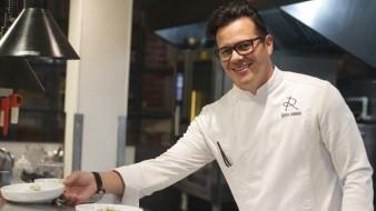 El chef Ruffo Ibarra junto a su restaurante ha evolucionado a lo largo de cuatro años.