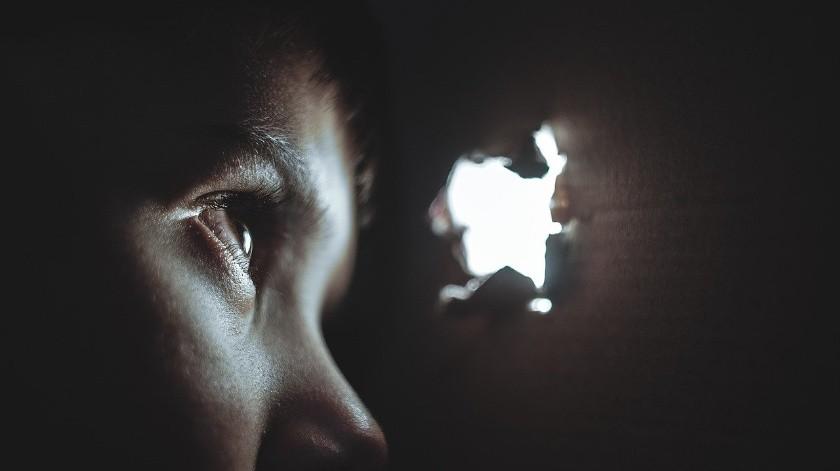 Vecino reporta a niño que llegó llorando a su casa(GH)