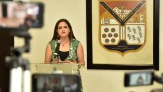 Célida López pide sugerir soluciones ante situación financiera
