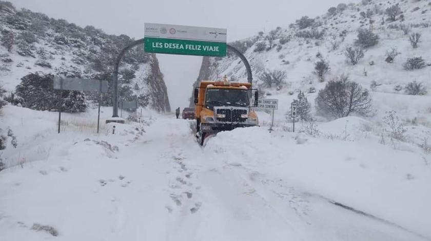 ¡Arrópese! Hará mucho frío en BC, Sonora, Durango y Chihuahua(El Imparcial)