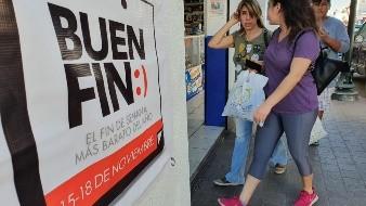 Crecen 7% las ventas en Buen Fin respecto a 2018