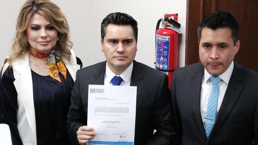 Grupo parlamentario del PAN regresa a Hacienda paquete presupuestal 2020(@GildardoReal)