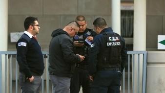 Desalojan consulado de EU por amenaza de bomba en Ciudad Juárez