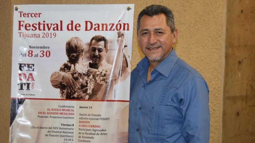 Francisco Guerrero.(Cortesía)
