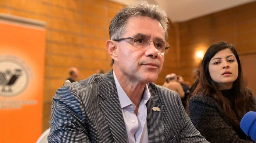 El debilitamiento del tejido social es causa fundamental por el que el problema de las adicciones y de delitos como homicidios, robos y violencia familiar continúen, señaló Juan Manuel Hernández Niebla.(Cortesía)