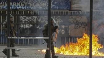 Chile busca castigar a manifestantes: Amnistía Internacional