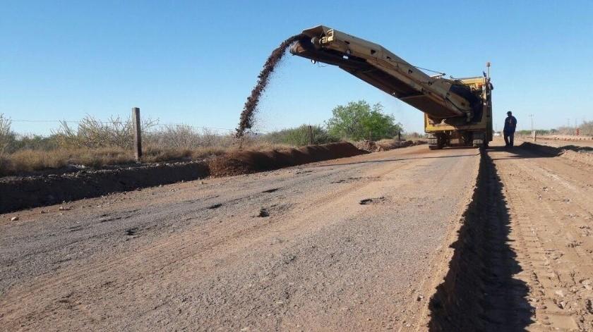 Faltan once kilómetros para concluir la modernización de esta rúa federal.(Archivo)