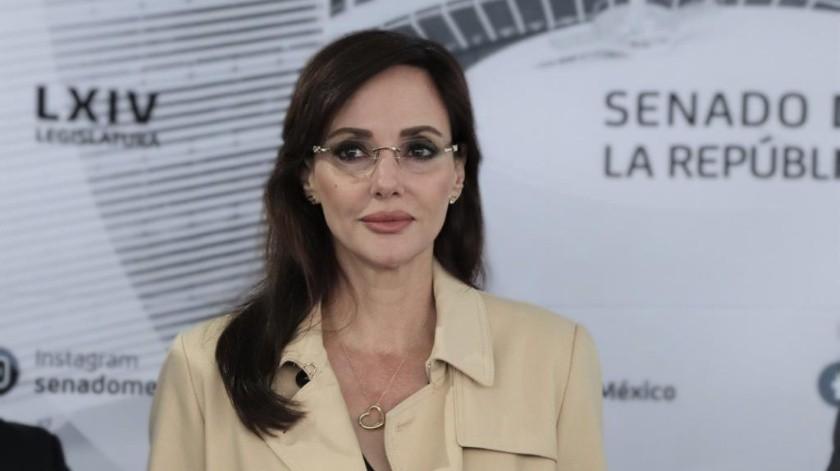 "Lilly Téllez pide actuar contra ""Maloro"" Acosta(Banco Digital)"