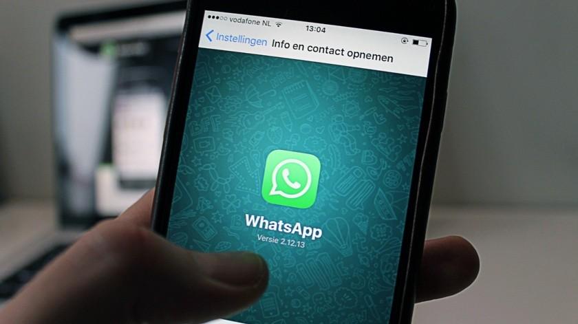 WhatsApp ha desatado polémica este viernes debido a que ahora la aplicación se visualiza solo en inglés en algunas partes de América Latina.(Pixabay)