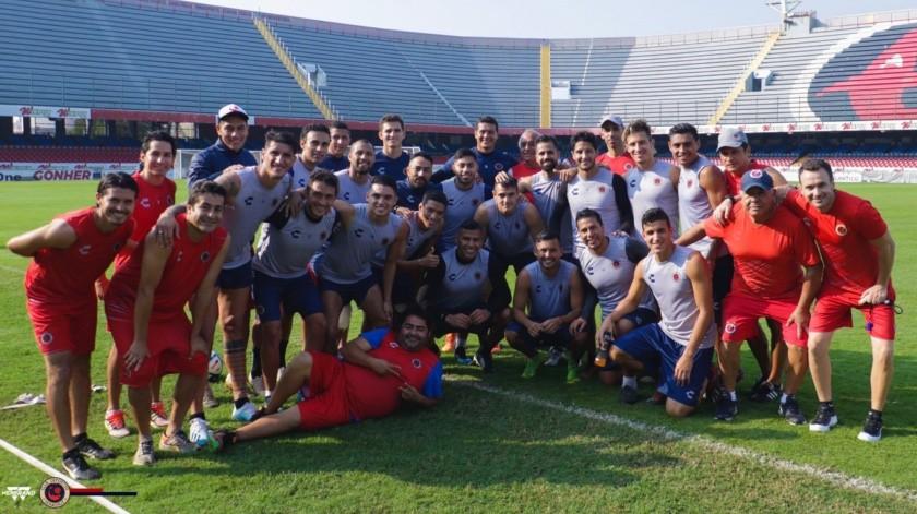 Carlos Salcido completó su último entrenamiento como profesional.(Twitter)