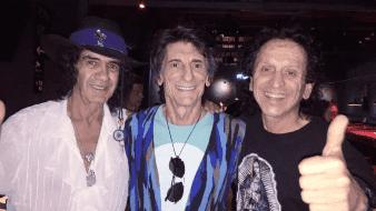 El Tri y Alex Lora se despiden de Armando Molina, rockero sonorense