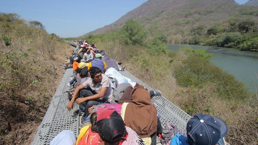 Duraron más de 24 días de recorrido a pie y en tren alrededor de 800 personas de Honduras, El Salvador, Guatemala y Nicaragua, que conformaron la caravana migrante y que buscaban llegar a los Estados Unidos.