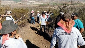 Las actividades de búsqueda les han permitido encontrar restos que se presumen de 17 personas.