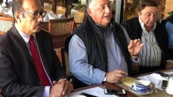 El secretario General de Gobierno, Amador Rodríguez Lozano, sostuvo reunión con el Grupo Político Tijuana.
